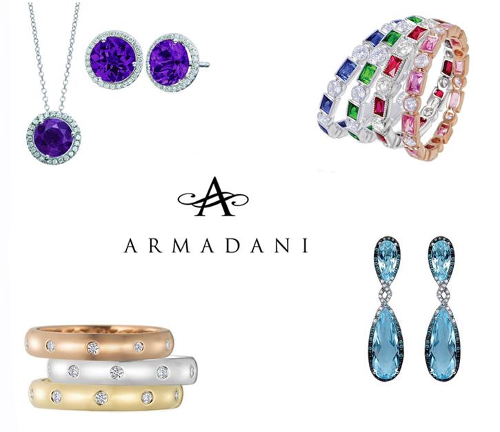 Armadani_Fashion_DeNatale Jewelers_rings_necklaces_earrings_pendants_bracelets_gold jewelry_silver Jewelry_diamonds_gemstones