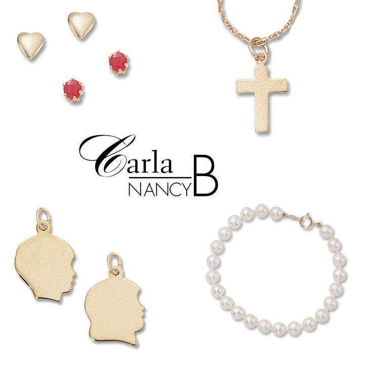 Carla_Children_DeNatale Jewelers_gold_silver_bracelets_necklaces_pendants_earrings