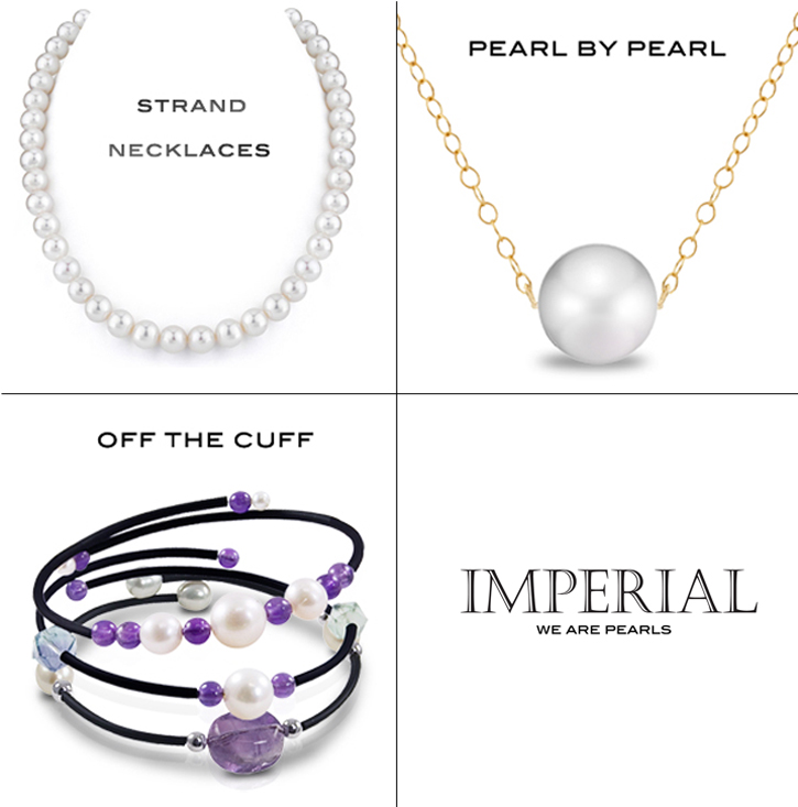 Imperial Pearls_Fashion_DeNatale Jewelry_pearls_freshwater pearls_cultured pearls_Add-A-Pearl_Off the Cuff_bracelets_necklaces_rings_earrings