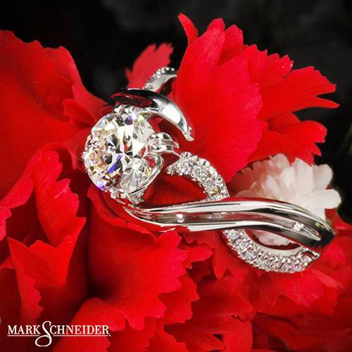 Mark Schneider_Bridal_DeNatale Jewelers_gold_platinum_engagement rings_wedding rings_diamonds