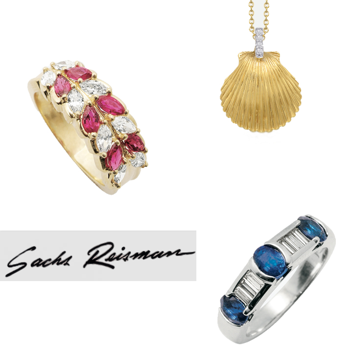 Sachs Reisman_Fashion_DeNatale Jewelers_rings_necklaces_earrings_pendants_bracelets_gold jewelry_diamonds_gemstones_pearls