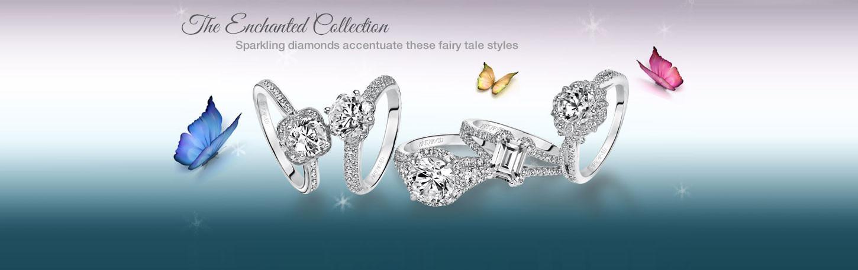 ArtCarved bridal rings