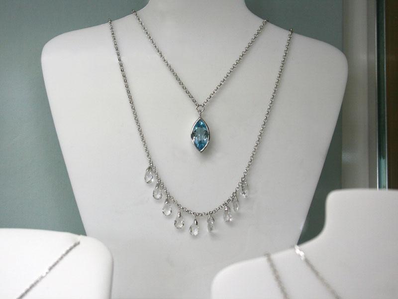Elle necklaces