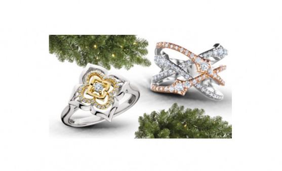 Berco diamond rings