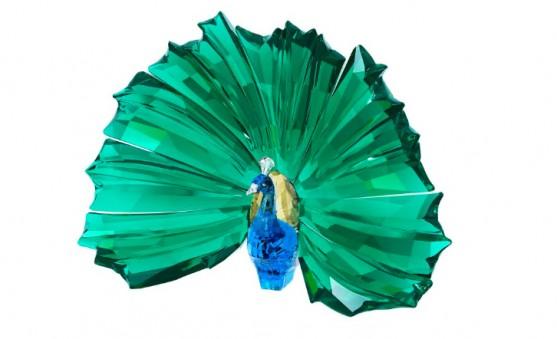 Swarovski SCS 2015 peacock