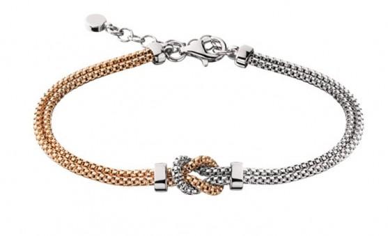 BJC savoy knot bracelet