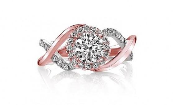Mark Schneider Opulent engagement ring