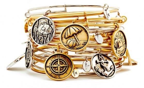 Chrysalis summer bracelets