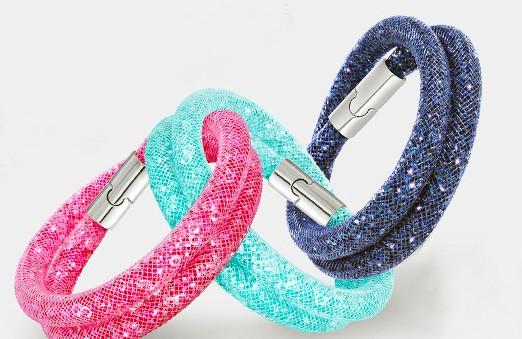 Swarovski summer stardust bracelets