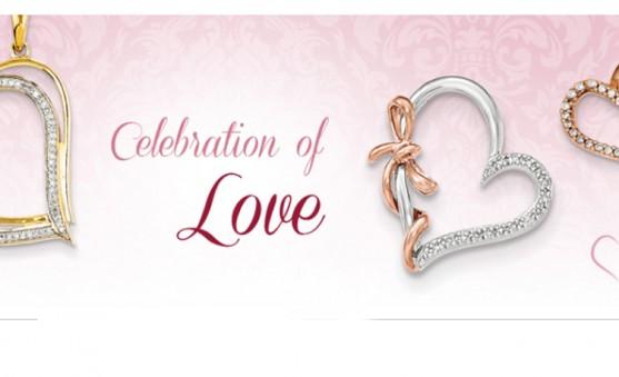 Quality Gold Valentine's Day