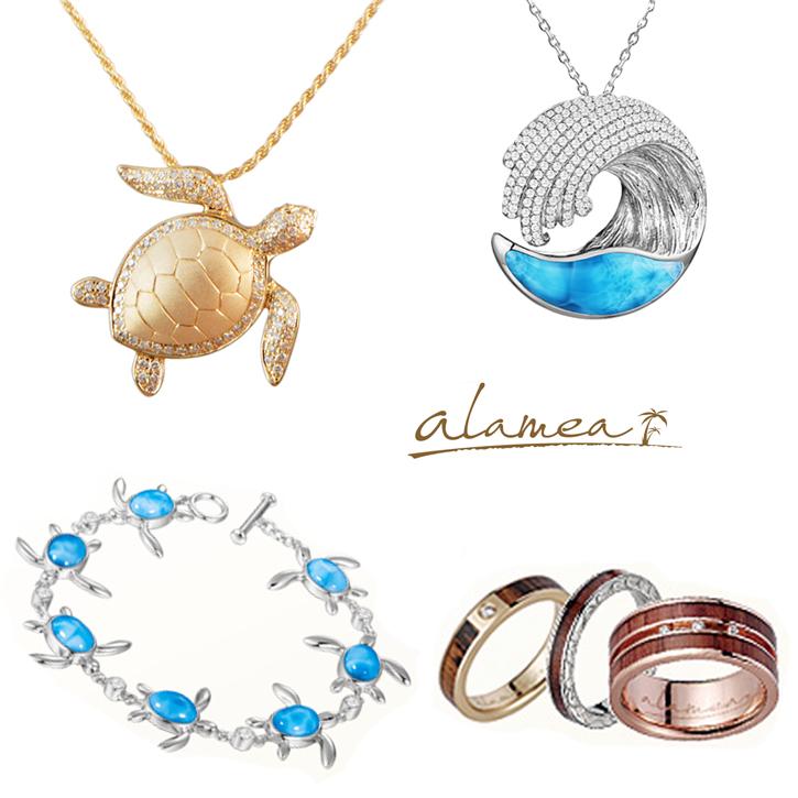 Alamea jewelry