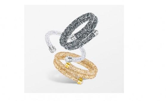 Swarovski crystaldust bracelets