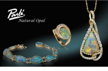 Parle opal jewelry