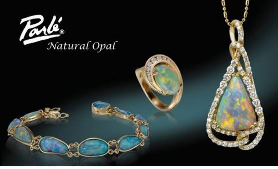 Parle opal jewelry