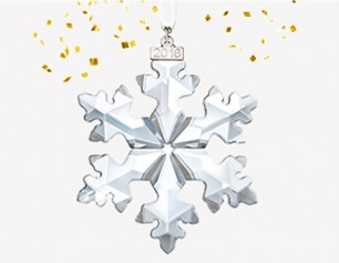 Swarovski annual ornament 2016