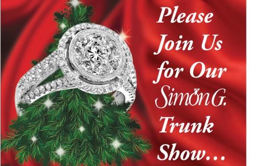simon G trunk show