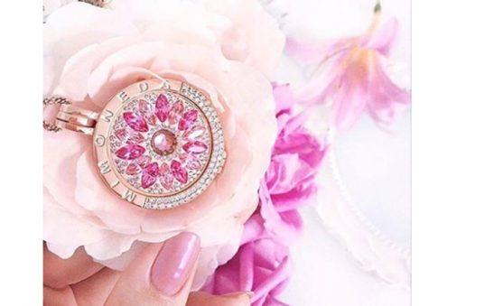 Mi Moneda disk pink
