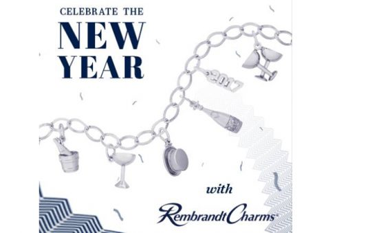Rembrandt new year charms