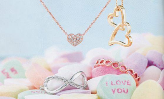 Stuller valentine jewelry