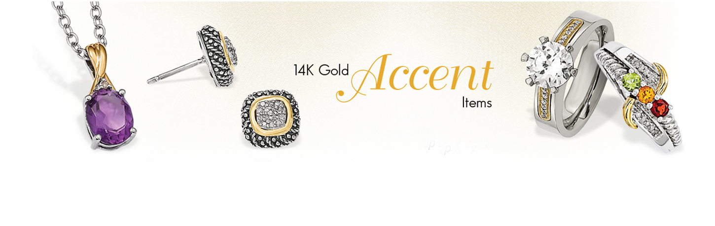 Quality Gold accent pieces