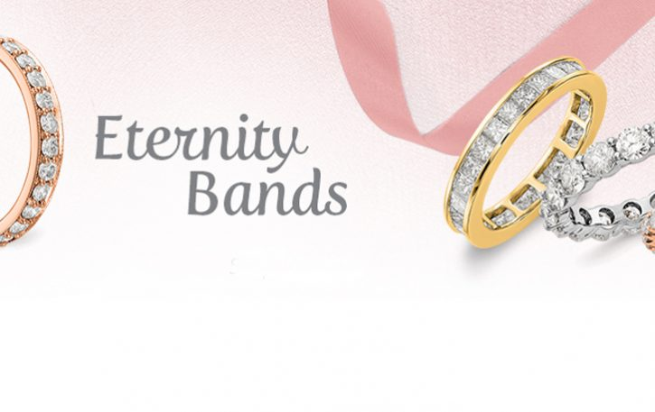 Quality Gold Eternity Bands