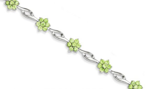 August birthstone-peridot