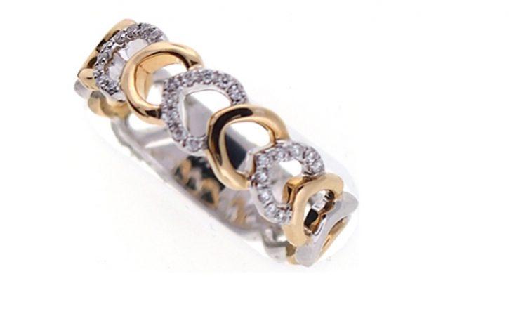 PeeJay Diamond ring