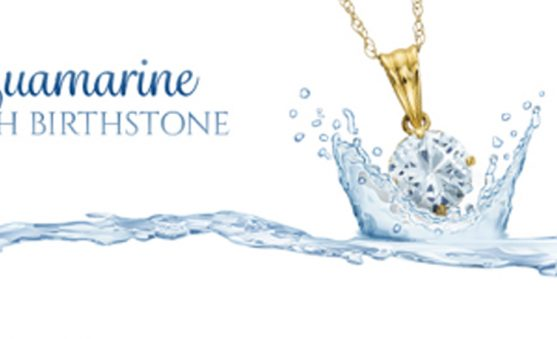 aqua birthstone