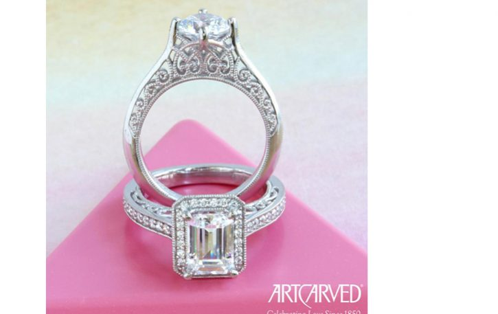 Art Carved rings